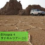 Ethiopia 4 : メケレで宿探しに奔走!そして念願のダナキル(1)