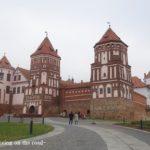 Belarus 4 : ミンスクから日帰り観光!ネスヴィチ城とミール城を巡る〈後編〉