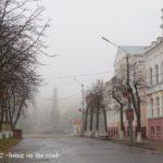 Belarus 6 : ローカル鉄道でヴィテプスクからポロツクへ。ポロツクを散歩