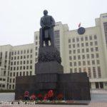 Belarus 7 : ミンスク街歩き。駆け足でミンスクを周った日〈前編〉