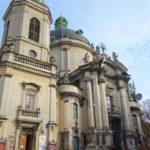 Ukraine 7 : リヴィヴで博物館、教会、カフェを巡る。