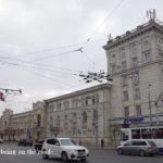 Moldova 4 : キシナウ街歩きとモルドバのごはん、そしてモルドバで一番?有名なアレ